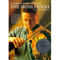 A complete guide to learn the irish fiddle avec CD