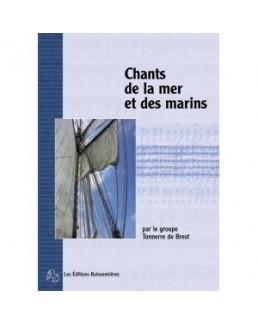 Chants de la mer et des marins TONNERRE DE BREST