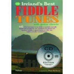 110 ireland's best  fiddle tunes voL 1 avec CD