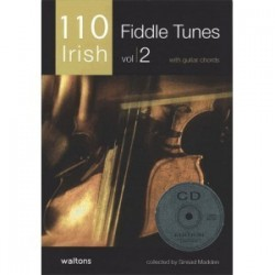 110 ireland's best  fiddle tunes voL 2 avec CD
