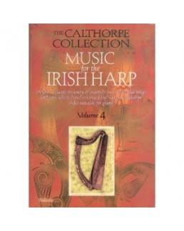 Music for the irish harp vol 4