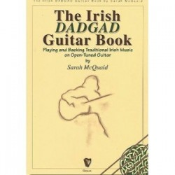 The irish DADGAD Book Sarah McQuaid
