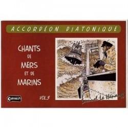 Chants de mer et de marins avec CD vol 3