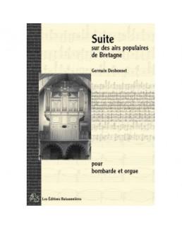 Suite des airs populaires de bretagne bombarde et orgue
