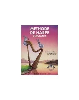 Méthode de harpe GATINEAU vol 1