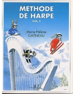 Méthode de harpe GATINEAU vol 2