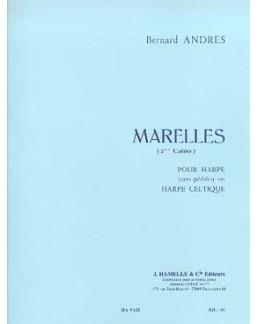Marelles Bernard ANDRES 2e cahier harpe celtique