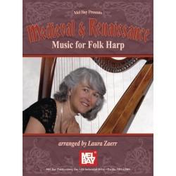 Medieval et Renaissance music for folk harp