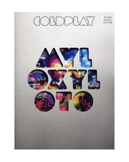 Coldplay Mylo Xyloto PVG