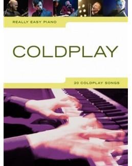 Coldplay Really easy piano