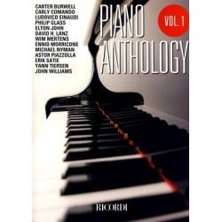 Piano Anthology vol 1