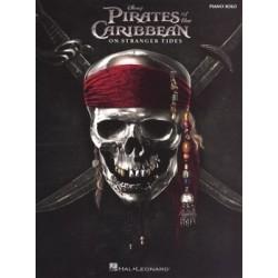 """Pirate des Caraïbes 4  """"La fontaine de Jouvence""""  piano"""
