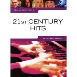 Really easy piano 21 th Century