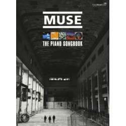 Muse The piano songbook