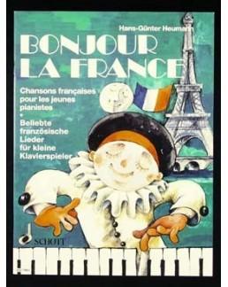 Bonjour la France HEUMANN