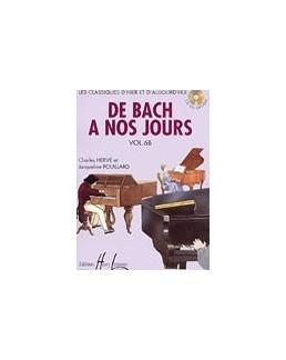 De Bach à nos jours vol 6B Hervé Pouillard