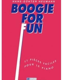 Boogie for fun HEUMANN