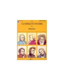 Les classiques favoris du piano Débutants