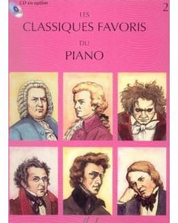 Les classiques favoris du piano vol 2