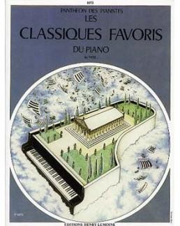 Les classiques favoris du piano vol 6