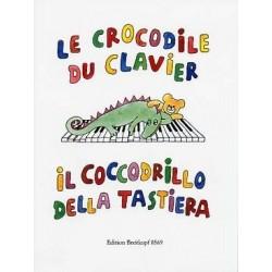 Le crocodile du clavier
