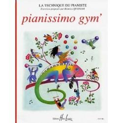 Pianissimo gym QUONIAM