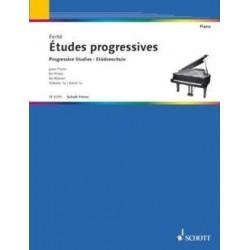 Etudes progressives Ferté 1A