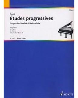 Etudes progressives Ferté 1b