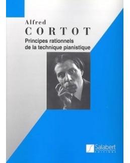 Principes rationnels de la technique pianistique CORTOT