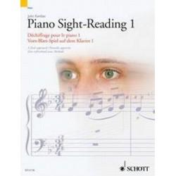 Piano sight reading KEMBER vol 1