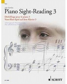 Piano sight reading KEMBER vol 3