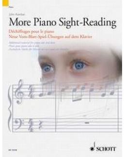 More piano sight reading KEMBER