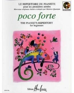 Poco Forte Le répertoire du pianiste QUONIAM