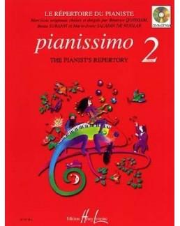 Pianissimo 2 Le répertoire du pianiste QUONIAM