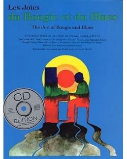 Les joies du boogie et blues Denes AGAY avec CD