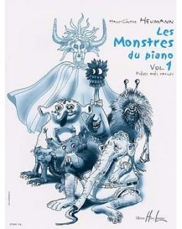 Les monstres du piano vol 1 HEUMANN