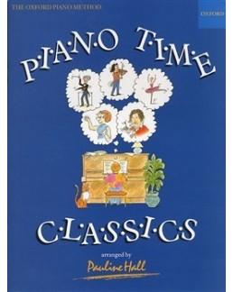 Piano time classics Pauline HALL