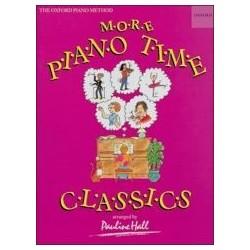 More piano time classics Pauline HALL