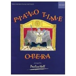 Piano time opera Pauline HALL