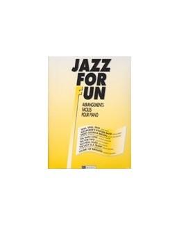 Jazz for fun HEUMANN