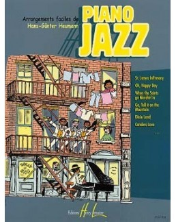 Piano jazz HEUMANN