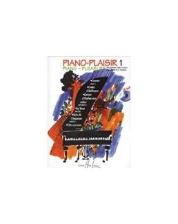 Piano plaisir vol 1 HEUMANN avec CD