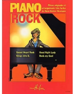 Piano rock HEUMANN