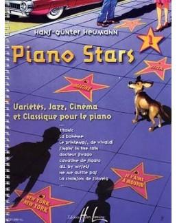 Piano stars vol 1 HEUMANN