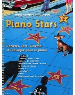 Piano stars vol 2 HEUMANN