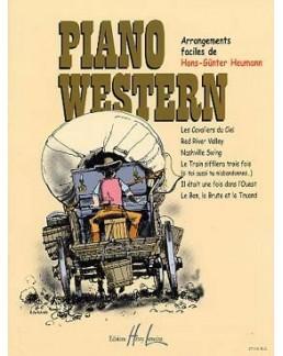 Piano western HEUMANN