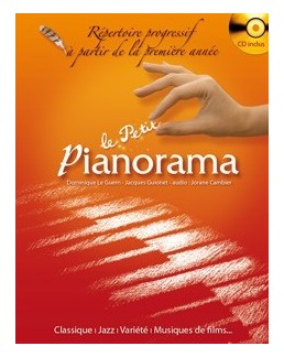 Le petit pianorama D. Le Guern, J. Gionet et J. Cambier