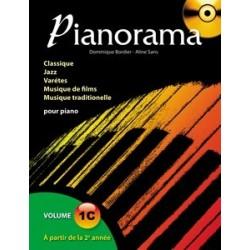 Pianorama 1C avec CDA. Sans et D. Bordier