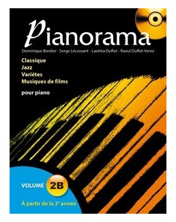 Pianorama vol 2B