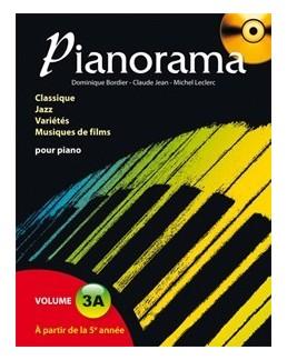 Pianorama 3A D. Bordier, C. Jean et M. Leclerc